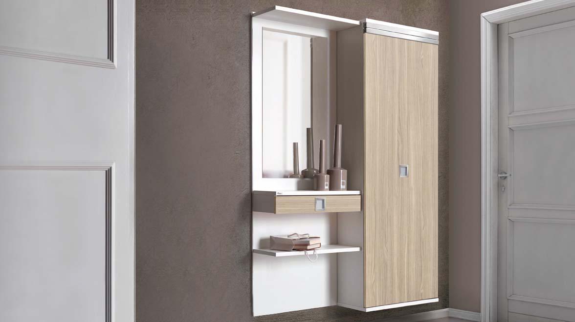 Maconi srl mobili da ingresso salvaspazio e complementi for Arredamento salvaspazio mobili multifunzionali