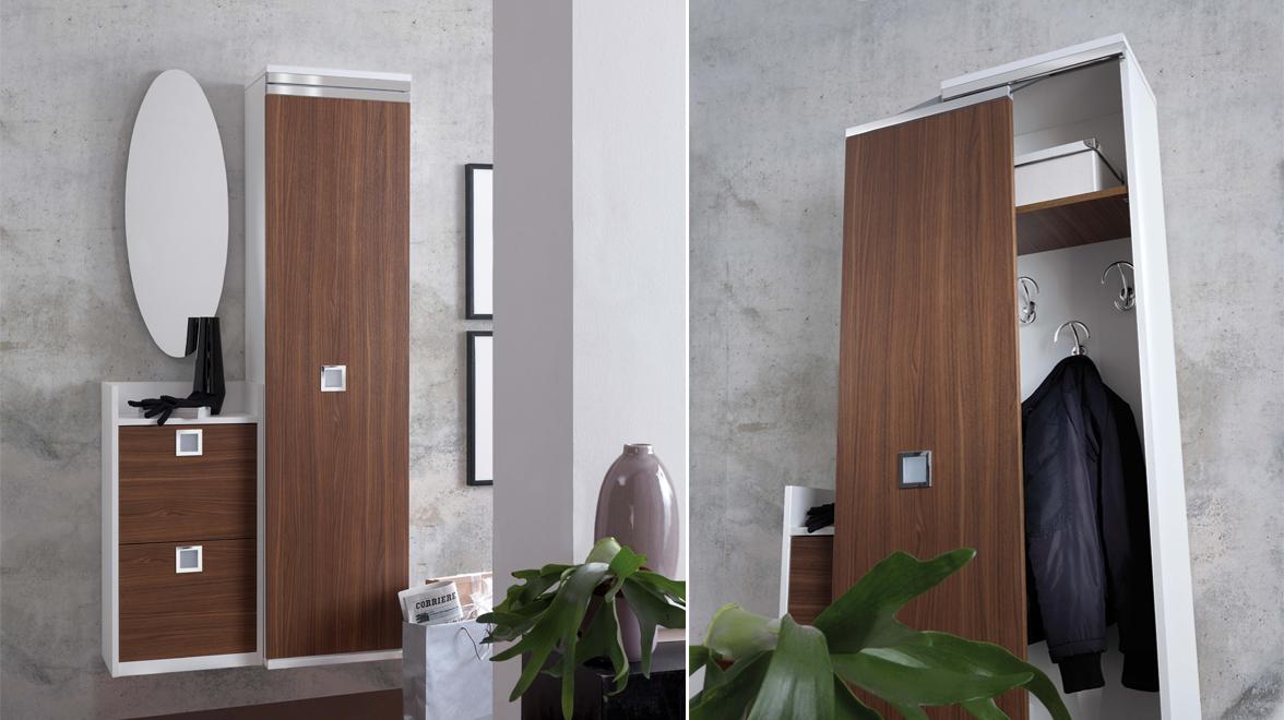Maconi srl mobili da ingresso salvaspazio e complementi Soluzioni per ingresso casa