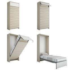Space-saving foldaway beds