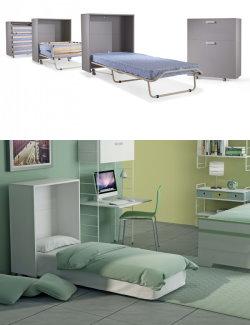 Link foldaway bed