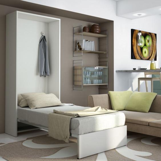 Night n'Day 564 è un letto per ospiti, per monolocale o case piccole.