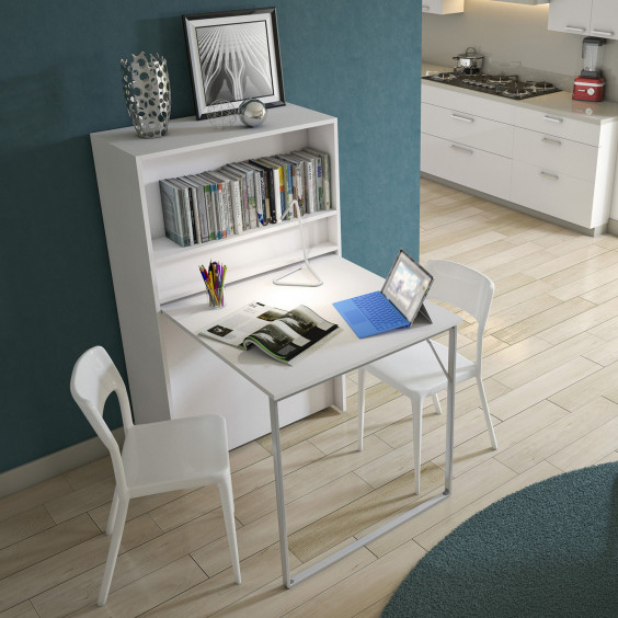 Mobile con tavolo incorporato Link Letto 539-A