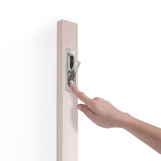 Appendiabiti da parete verticale liol for Appendiabiti parete