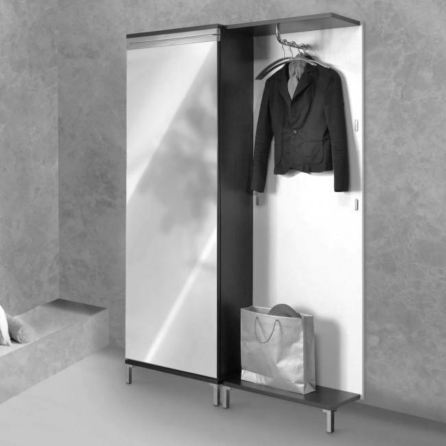 Ingresso con armadio portascarpe evolution e03 - Porta abiti ingresso ...