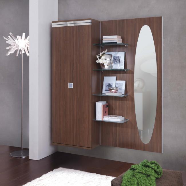 Mobile ingresso con armadio scarpiera family f11 - Portascarpe da armadio ikea ...