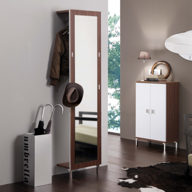 Specchiera per ingresso piccolo evolution e02 - Ikea attaccapanni da muro ...