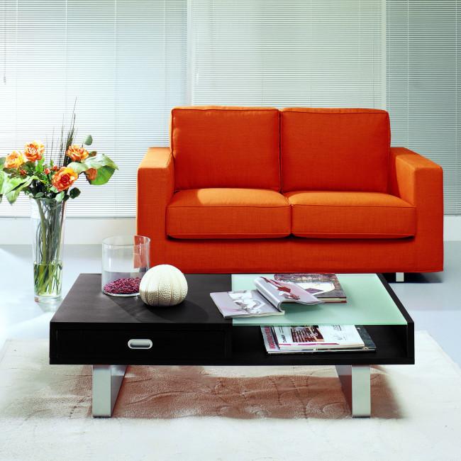 Tavolino da salotto con cassetto london for Complementi arredo salotto