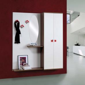 Mobili ingresso moderni - Appendiabiti a parete moderni ...