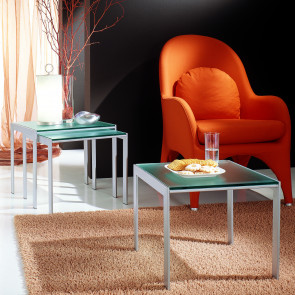 Complementi d 39 arredo - Tris di tavolini ...