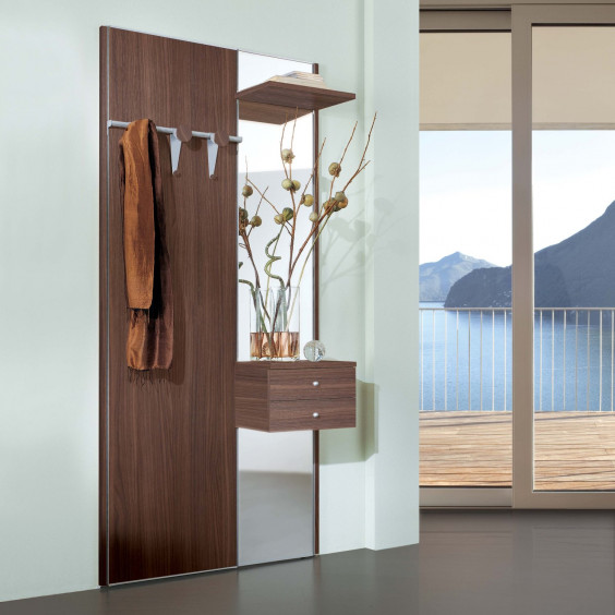 Astor A07 modern hall furniture with drawers
