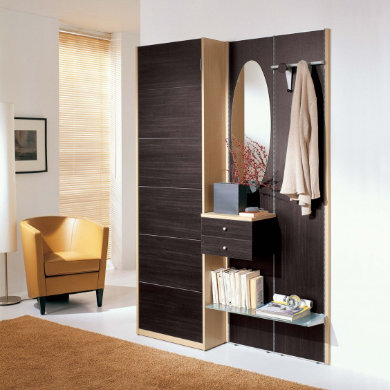 Astor A15 hallway shoe cabinet (finishes out of production)