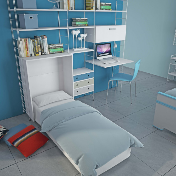 Night'n Day 490 cabinet with built-in foldaway bed