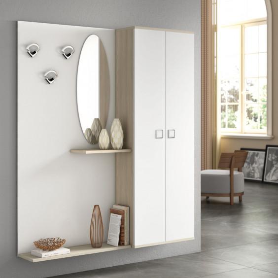 Hallway shoe storage unit Family F03