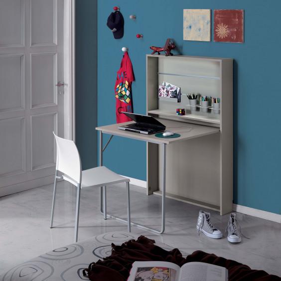 Galileo space-saving fold away desk