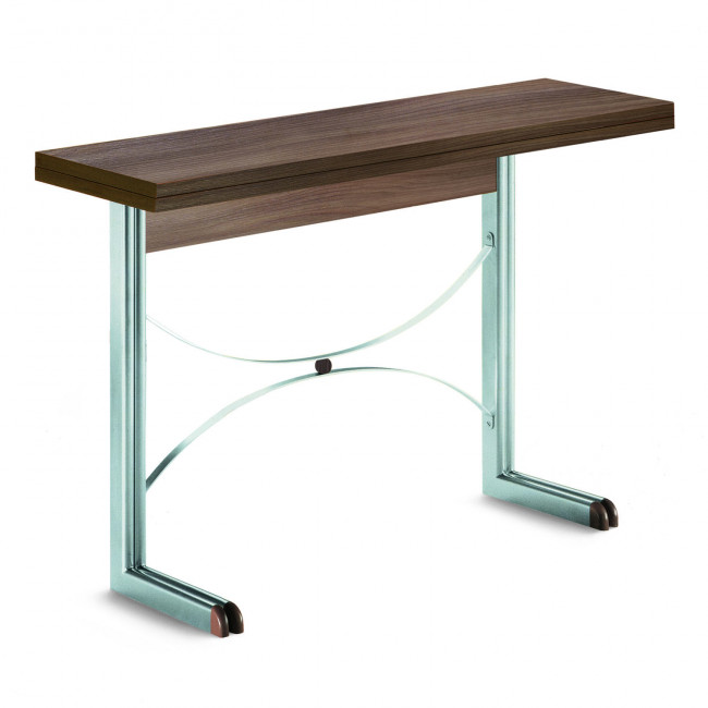 Diesis console table convertible into dining table - Console table that converts to dining table ...