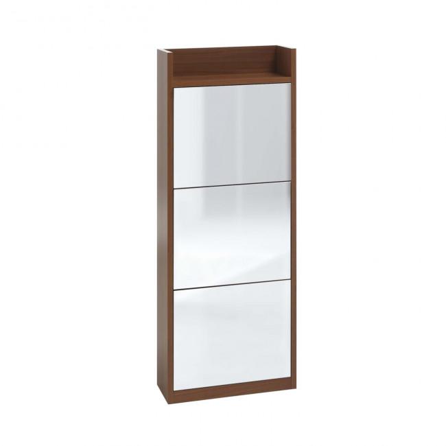 Family Mirror Mirror Shoe Cabinet