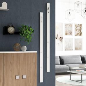 Vertical wall mounted coat rack Liolà